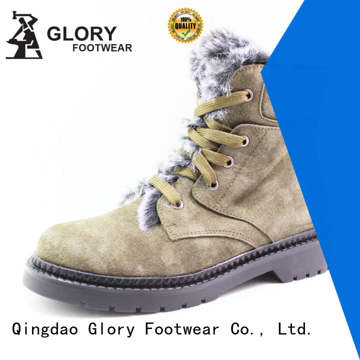 Glory Footwear ladies shoe boots free quote for outdoor activity