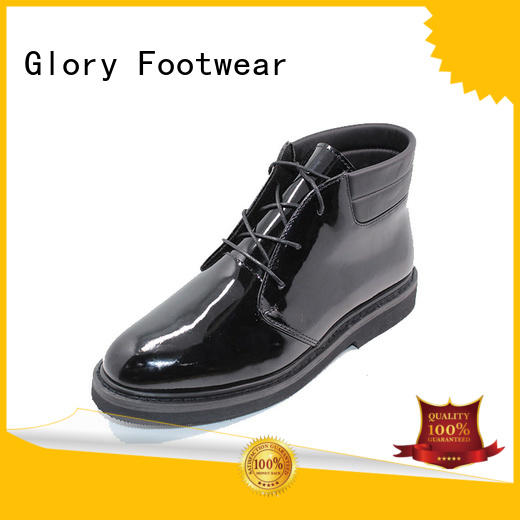 Glory Footwear combat boots bulk production for party