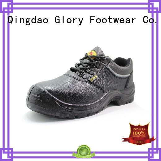 Glory Footwear steel toe shoes factory for shopping
