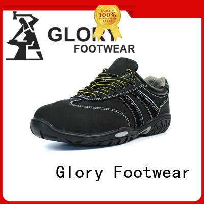 Glory Footwear safety shoes for men factory for shopping