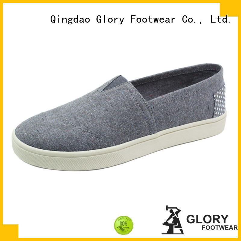 Glory Footwear quality canvas shoes for women with good price for business travel