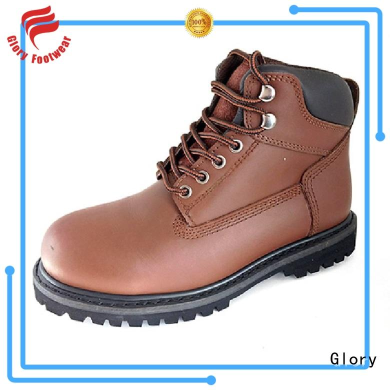 first-rate lace up work boots with good price