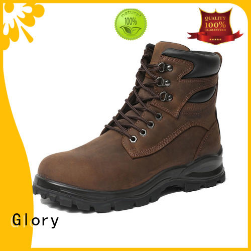 Glory Footwear summer lace up work boots from China