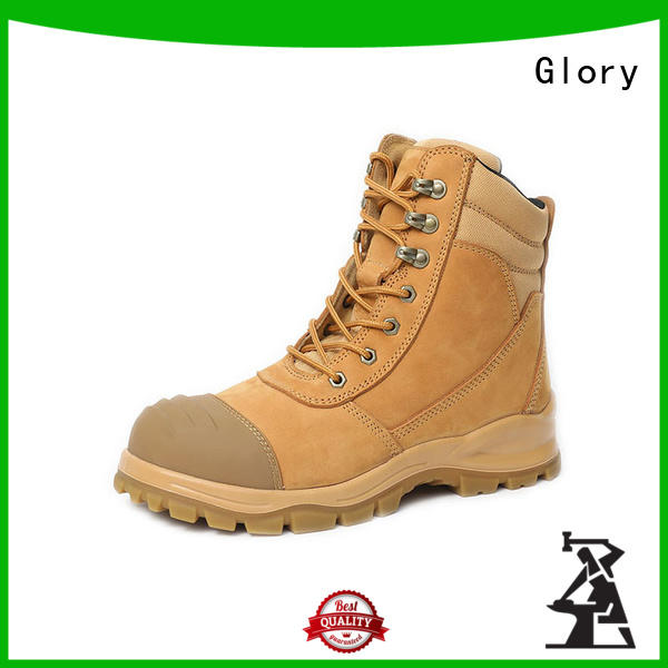Glory Footwear fashion lace up work boots Certified