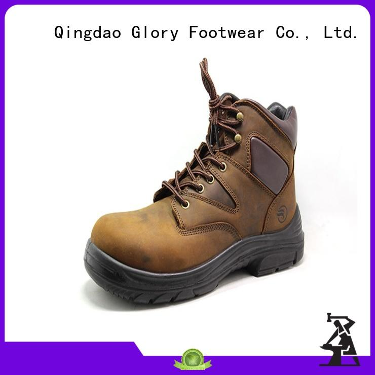 Glory Footwear new-arrival steel toe boots inquire now for shopping