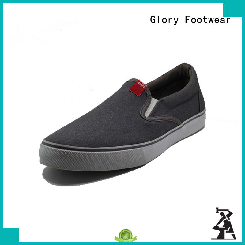 Glory Footwear superior mens canvas slip on shoes long-term-use for hiking