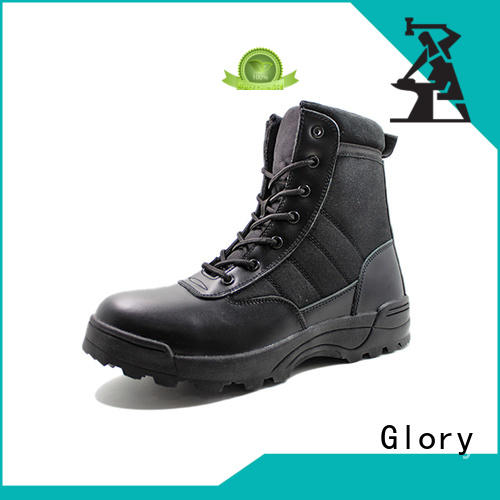 Glory Footwear safety combat boots women widely-use