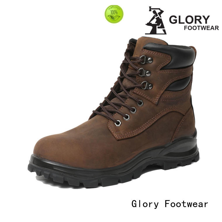 Glory Footwear comfortable work boots wholesale for business travel