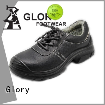 Glory Footwear solid safety shoes for men wholesale