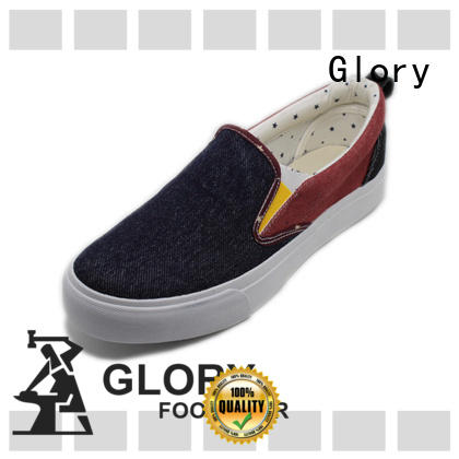 Glory Footwear useful canvas lace up shoes from China