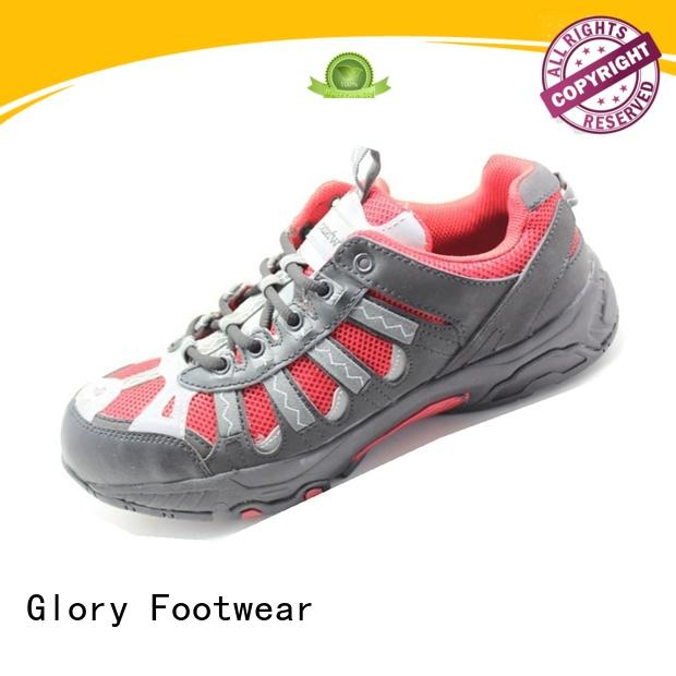 Glory Footwear nice leather safety shoes inquire now for winter day