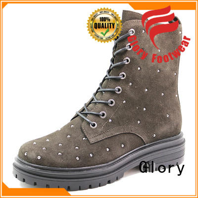 Glory Footwear suede boots women long-term-use for hiking
