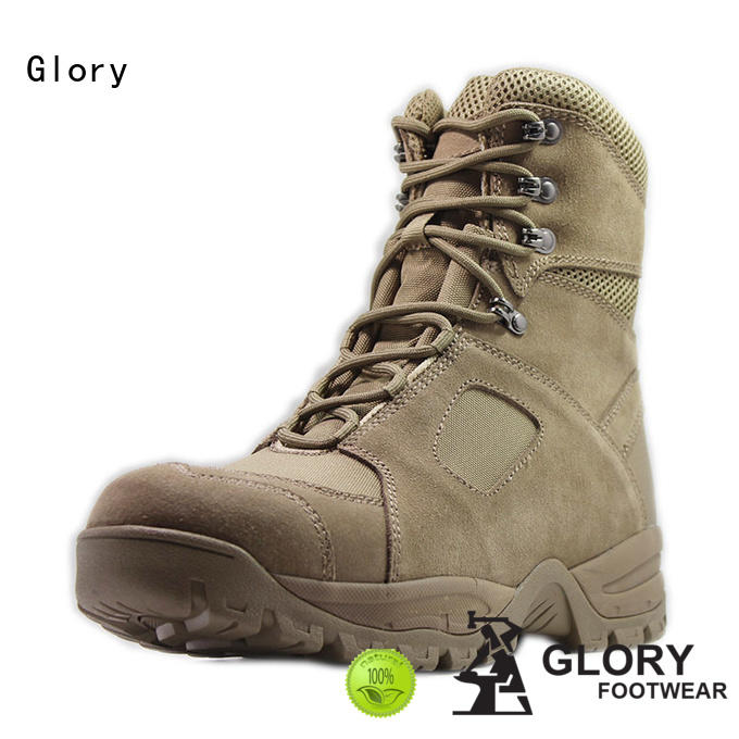Glory Footwear work goodyear welt boots wholesale for outdoor activity