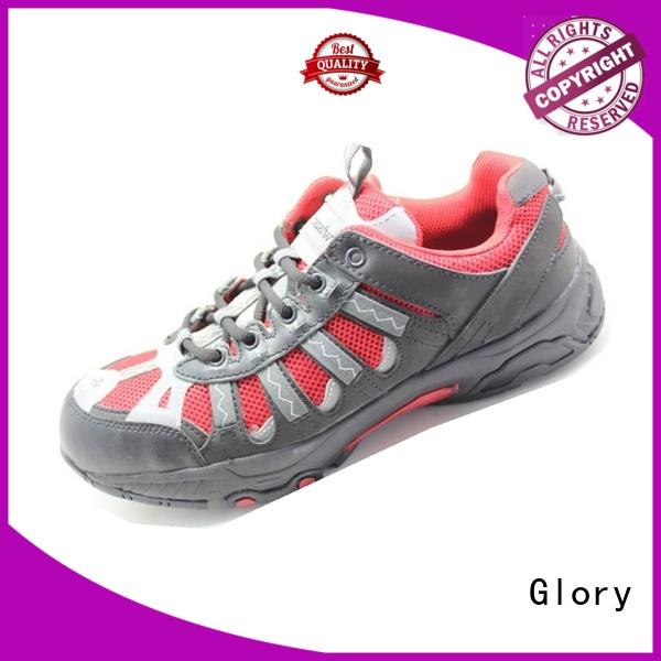 Glory Footwear upper safety shoes for men inquire now for outdoor activity