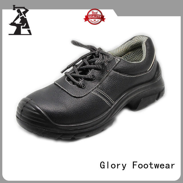 newly safety shoes for men factory for business travel