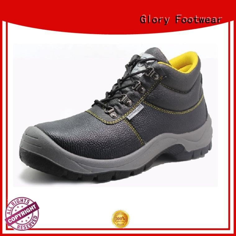 Glory Footwear new-arrival lightweight steel toe boots customization