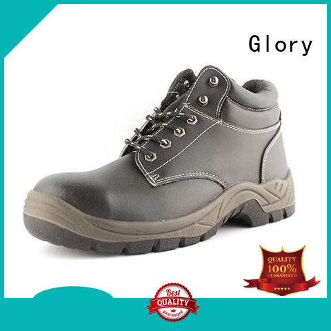 nice hiking safety boots antislip supplier