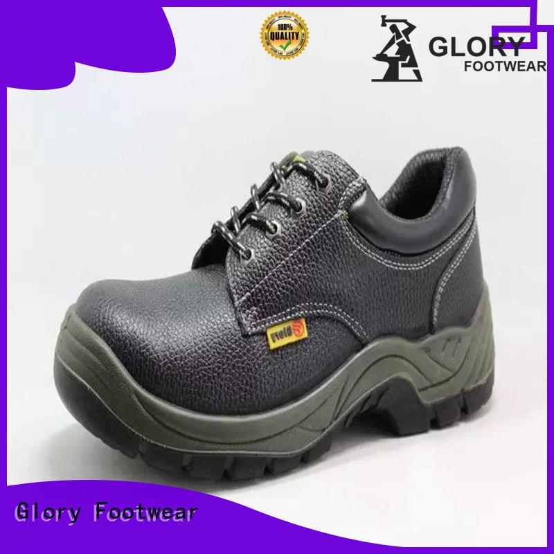 hot-sale best work shoes grain customization