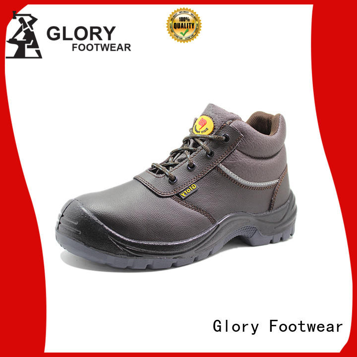 Glory Footwear hot-sale safety shoes online in different color