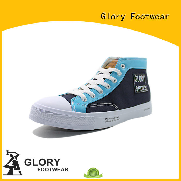 Glory Footwear white canvas shoes long-term-use for party