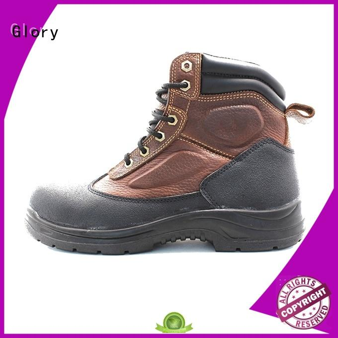 Glory Footwear water black work boots inquire now for party