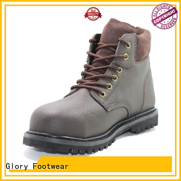 Glory Footwear gradely lightweight work boots with good price for outdoor activity