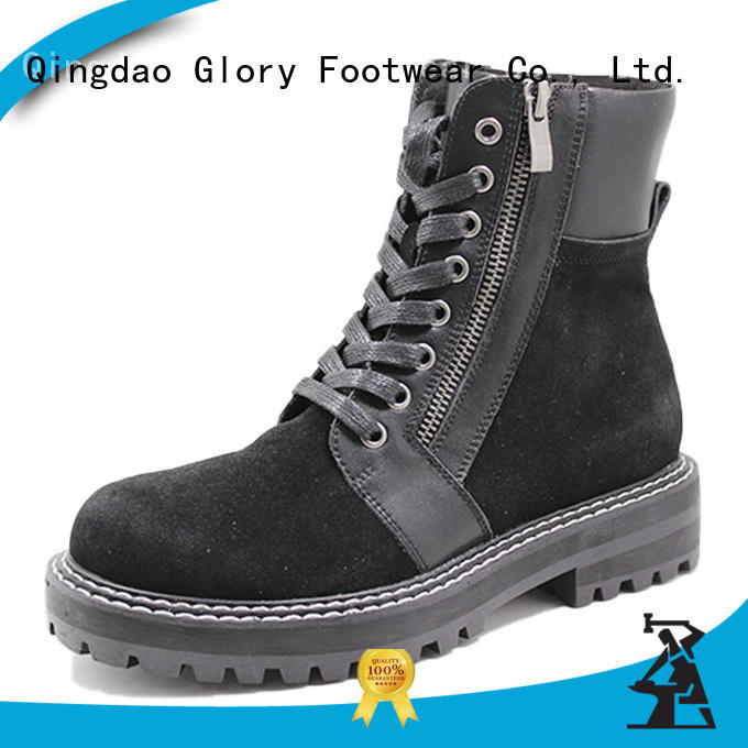 Glory Footwear newly womens suede winter boots with good price for business travel