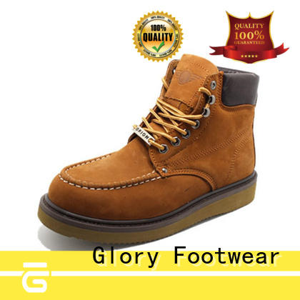 Glory Footwear awesome low cut work boots from China for shopping