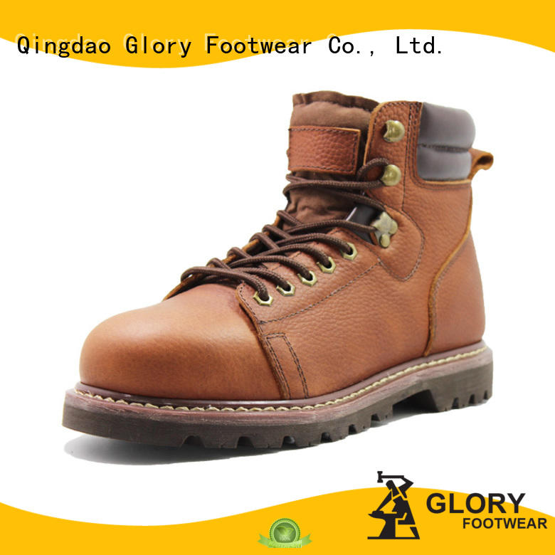Glory Footwear shoes comfortable work boots customization for outdoor activity