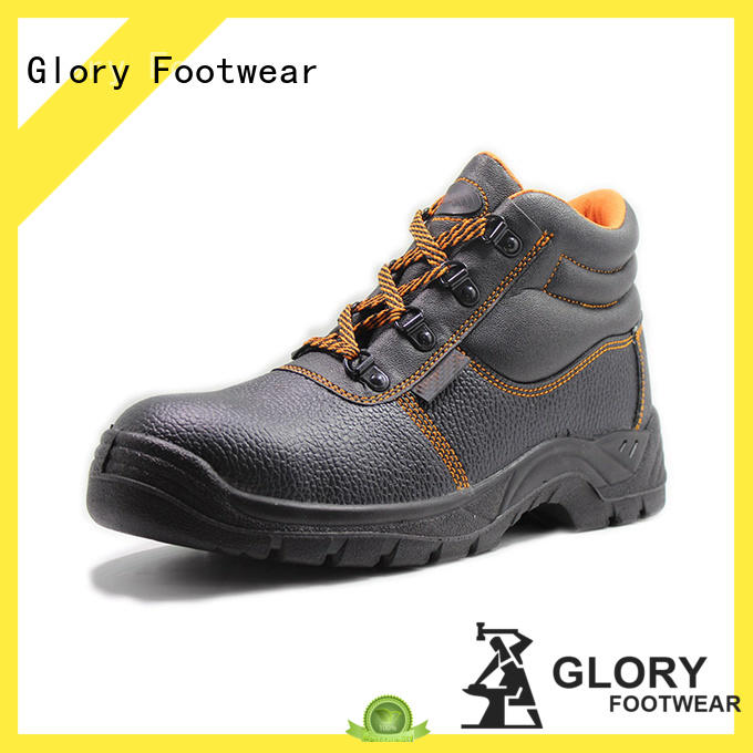 Glory Footwear industrial footwear customization for outdoor activity