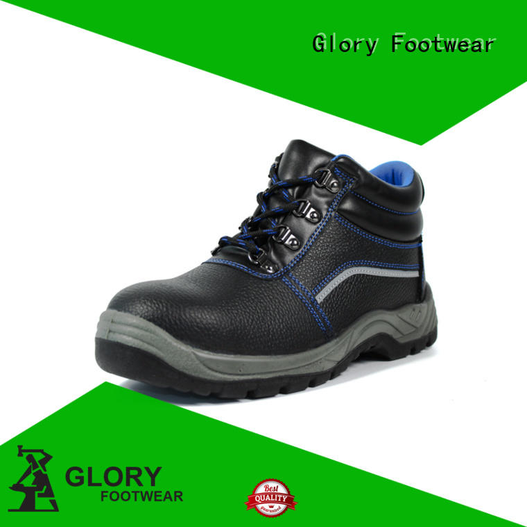 Glory Footwear sports safety shoes in different color