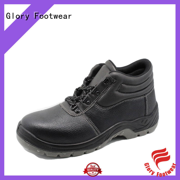 Glory Footwear durable sports safety shoes wholesale for business travel