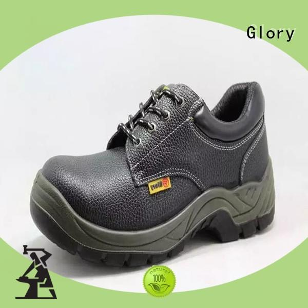 Glory Footwear newly safety footwear factory for winter day