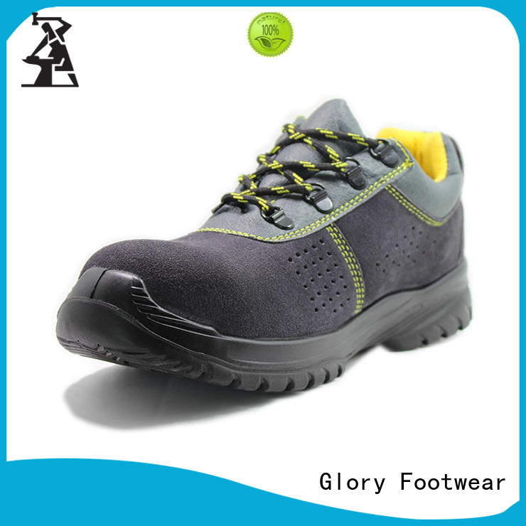 Glory Footwear hot-sale steel toe shoes from China for shopping