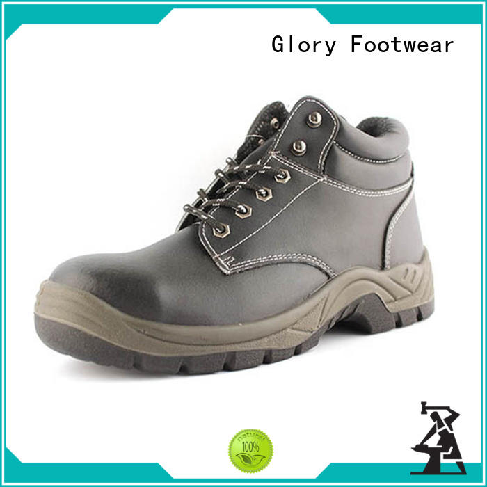 Glory Footwear high end hiking safety boots factory for party