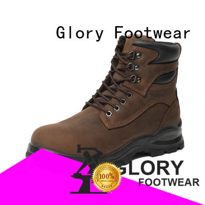 high end rubber work boots fashion customization for business travel