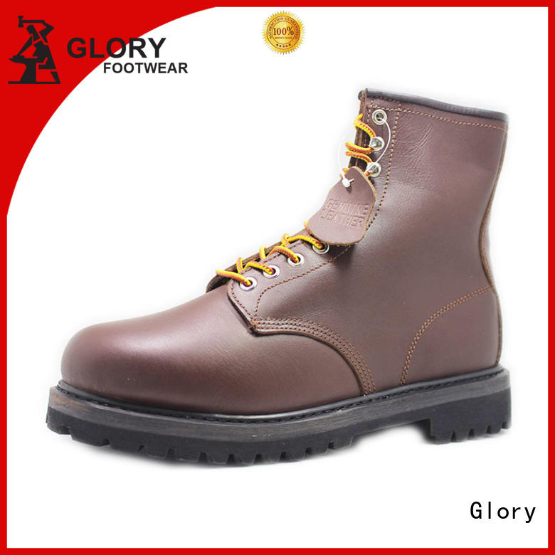 Glory Footwear ankle hiking work boots with good price for party