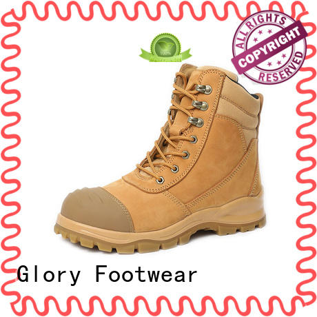 Glory Footwear first-rate rubber work boots with good price for party