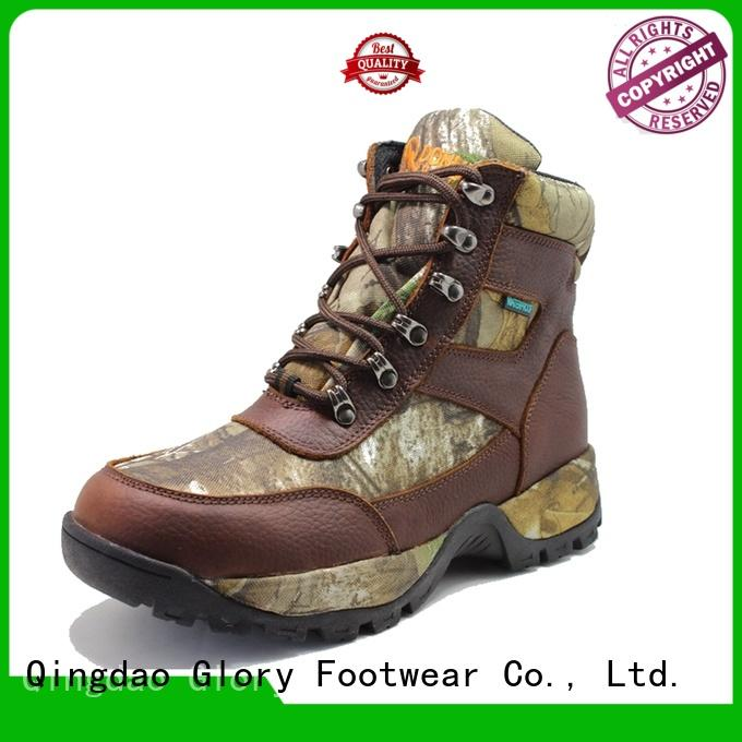 Glory Footwear black lightweight safety boots order now for hiking