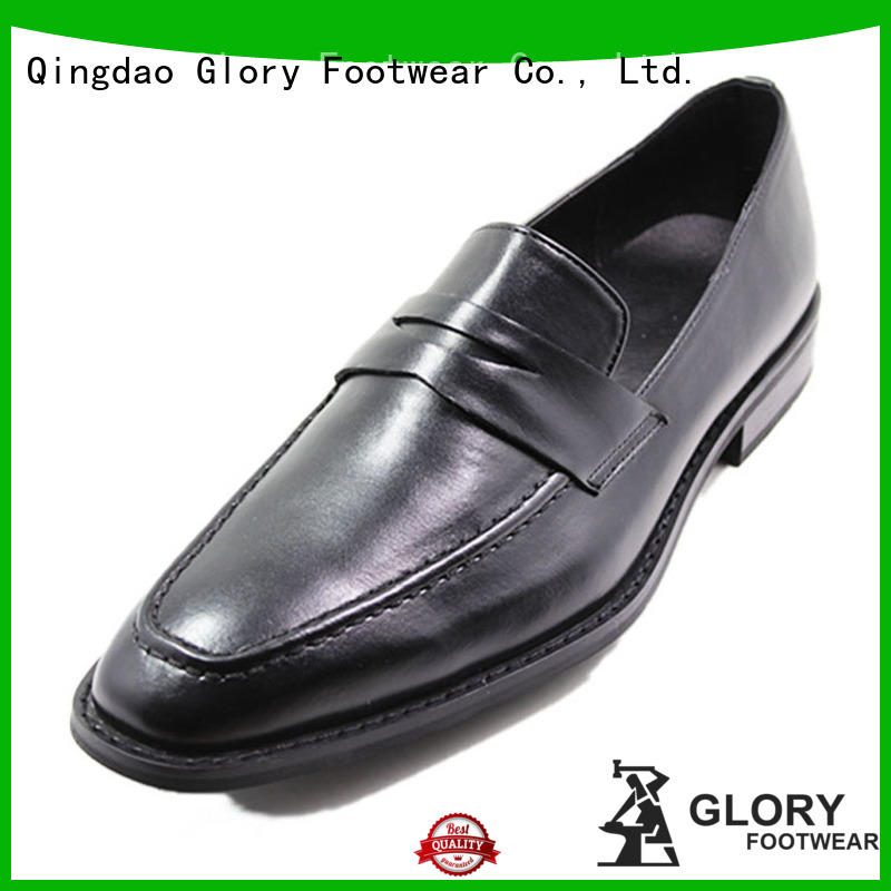 Glory Footwear womens leather casual shoes by Chinese manufaturer for hiking