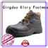 new-arrival leather safety shoes grain supplier for hiking