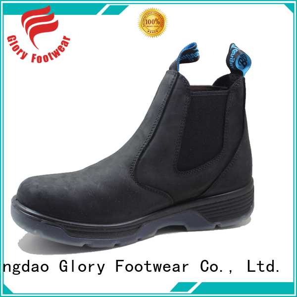 Glory Footwear certificate rubber work boots Certified for outdoor activity