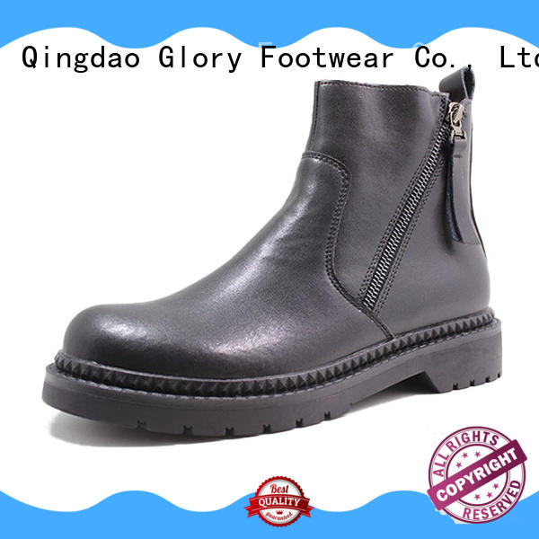 Glory Footwear military boots women factory price for winter day