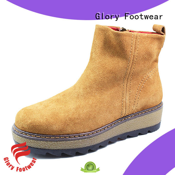 fine-quality suede boots women widely-use for outdoor activity