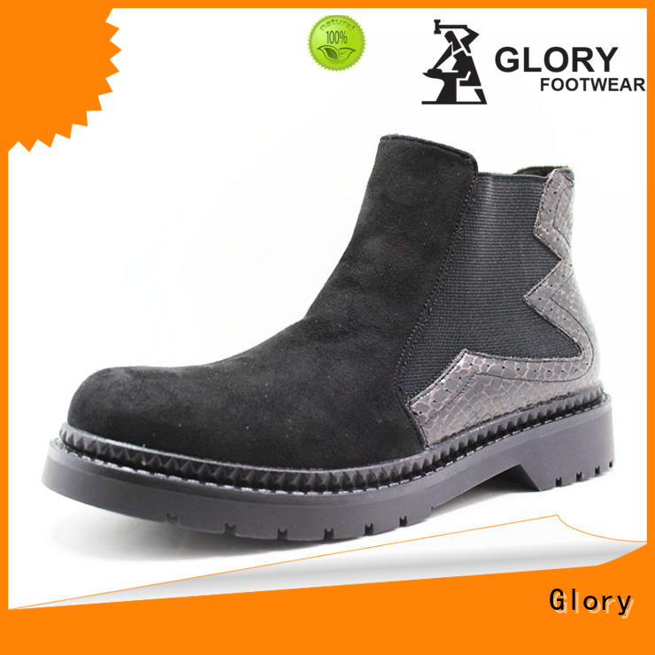 Glory Footwear outstanding black military boots with cheap price for hiking
