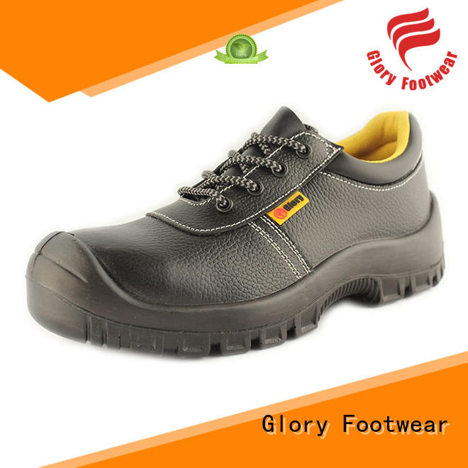 Glory Footwear upper waterproof work shoes wholesale for outdoor activity