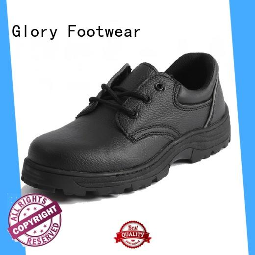 Glory Footwear solid hiking safety boots factory for party