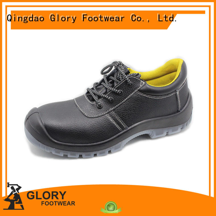 high end steel toe shoes for women with good price for business travel