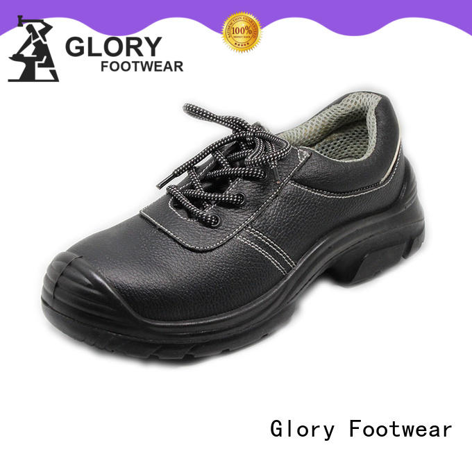 Glory Footwear work safety trainer boots factory for winter day
