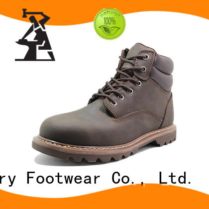 Glory Footwear steel toe shoes supplier for business travel
